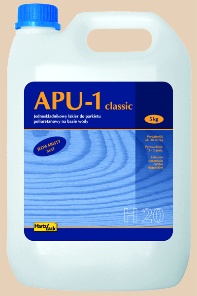 Hartzlak APU- 1 Classic mat 5l