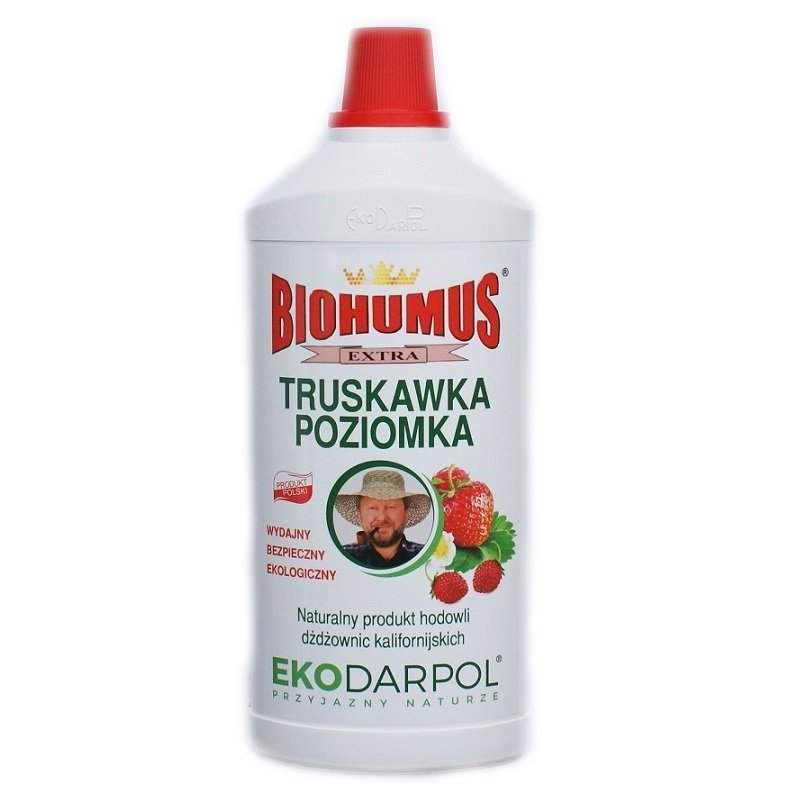 Biohumus Truskawka Poziomka