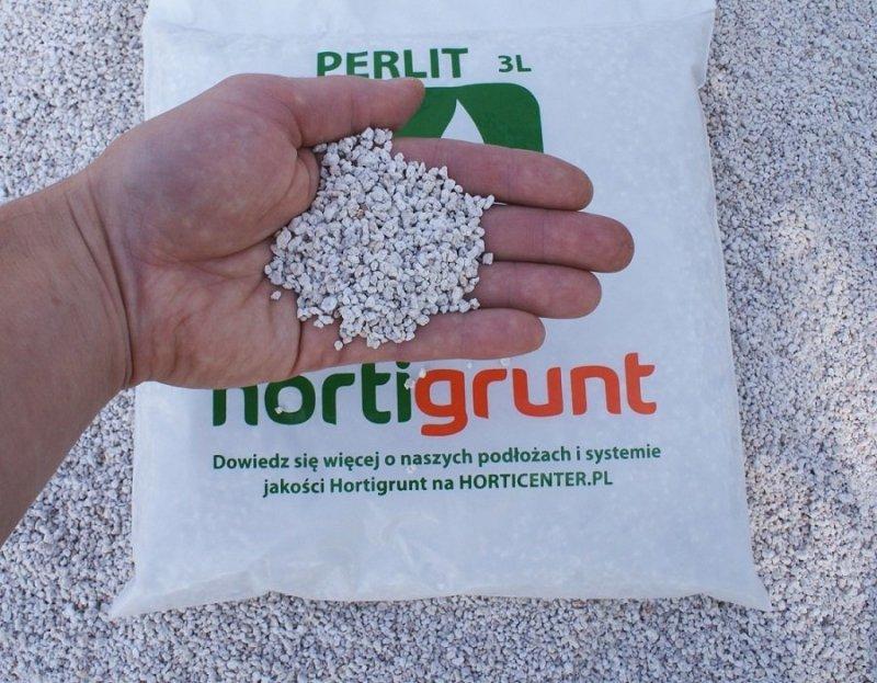 Perlit ogrodniczy frakcja agro