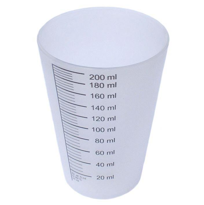 MIARKA do nawozów i środków ochrony roślin 200 ml