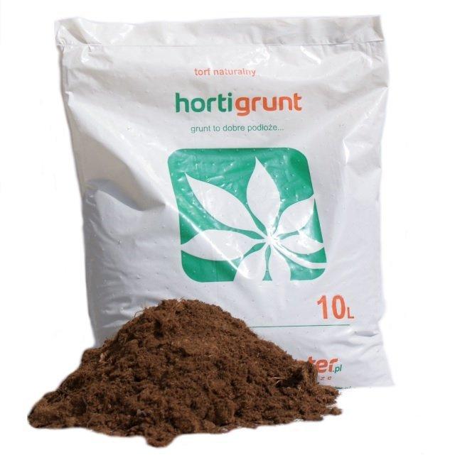 Torf naturalny jasny Hortigrunt