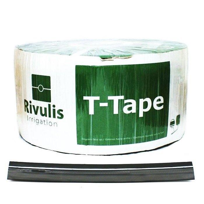 Taśma kroplująca co 20cm Rivulis T-TAPE TSX 100m