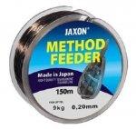Jaxon Żyłka METHOD FEEDER  0,16mm 150m