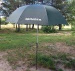 Konger parasol wędkarski 250cm regulowana czasza