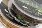 Korda Kable Leadcore Weed / Silt 50lb  7m