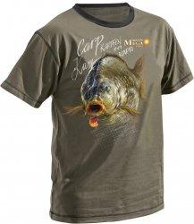 Dragon Mega Baits Koszulka T-shirt KARP Olive