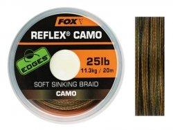 FOX Edges Plecionka Reflex Camo Soft Sinking 25lb