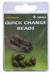 Drennan Łącznik QUICK CHANGE BEADS METHOD FEEDER 6szt.Small