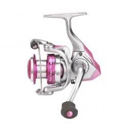 Okuma Kołowrotek Pink Pearl V2 1+1BB