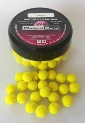 Warmuz Baits Kulki Pop Up z Dziurką Ananas 10mm