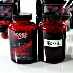 Adder Carp Liquid Supreme Truskawka 300ml