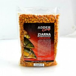 Adder Carp Ziarna preparowane Premium Kukurydza Wanilia