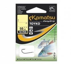 Kamatsu TOYKO Haczyki z Przyponem r.6 10szt