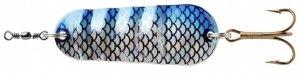 Abu Garcia Błystka Wahadłowa ATOM 35g S/Blue Flash