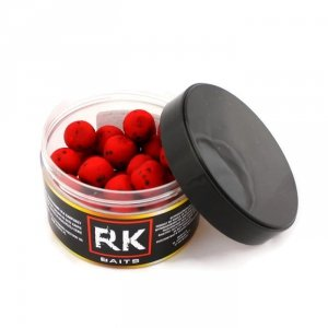 Kulki RK Baits Hookers 18mm 200ml Strawberry