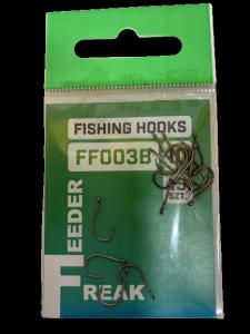 Feeder Freak Haczyki FF003B Nr 4 / 15szt