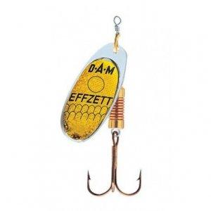 DAM Błystka Effzett Standard roz. 6 20g Reflex Gold