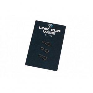 Nash Link Clips Wide T8075