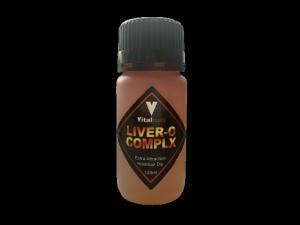 Vitalbaits Dip Liver-O Complx 125ml