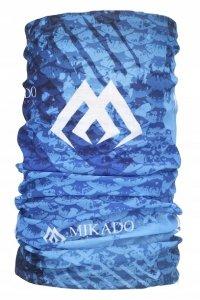 Mikado Komin BUFF Chusta Chimney Classic - niebieski