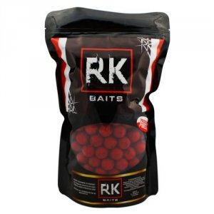 Kulki RK Baits Premium 18mm 1kg Strawberry