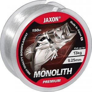 JAXON Żyłka Monolith Premium 0,20mm 150m Japan