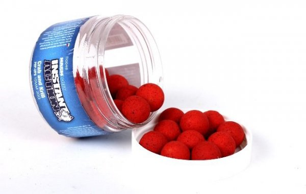 Nash INSTANT ACTION POP-UP 15mm 40g - Crab and krill
