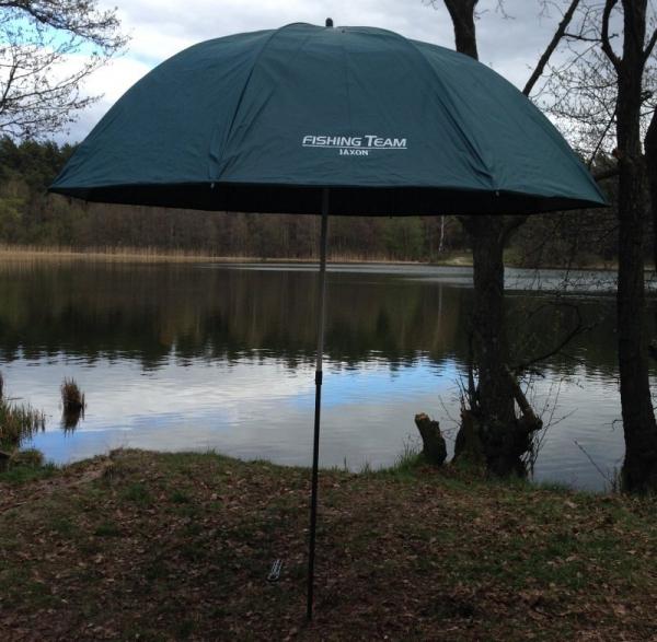 Jaxon parasol gumowany z osłoną AK-PLX125C