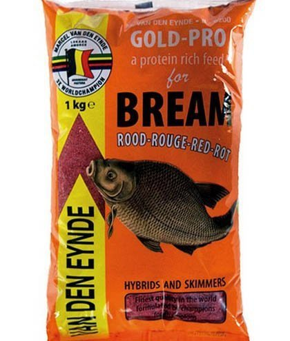 Zanęta Marcel Van Den Eynde Gold Pro Bream Red 1kg
