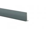 Aluminiowy pionowy łącznik do panelu ścienengo dł. 200 cm