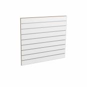 Panel sklepowy ALASKA ze wsuwkami aluminiowymi 100 x 90 cm F10