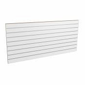 Panel sklepowy ALASKA ze wsuwkami aluminiowymi 200 x 90 cm F10