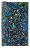 Batman - Puzzle 4D Gotham City 1550 el.