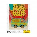 Scooby-Doo - Puzzle 500 el. Where Are You?