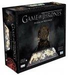 Gra o Tron - puzzle 3D 1500 el. Westeros