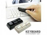 Zestaw biurowy klawisze