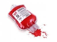Krwawy żel pod prysznic - krew o zapachu wiśni