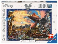 Disney - Puzzle 1000 el. Król Lew Collector edition