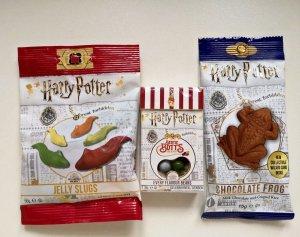 Harry Potter zestaw słodyczy MEDIUM