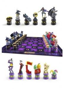 Batman - Szachy Dark Knight vs Joker