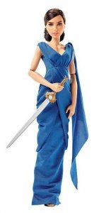 Wonder Woman - Lalka 30 cm Diana Prince