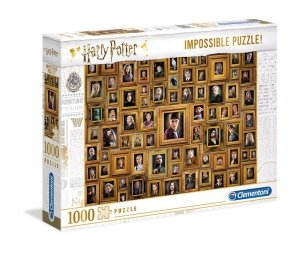 Harry Potter - Puzzle 1000 el. Portrety Impossible