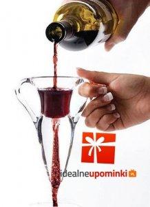 Aerator do wina Amphora - napowietrzacz do wina