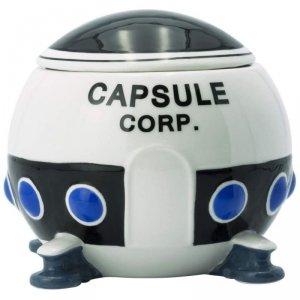 Dragon Ball - Kubek 3D ceramiczny z pokrywką Statek Kosmiczny