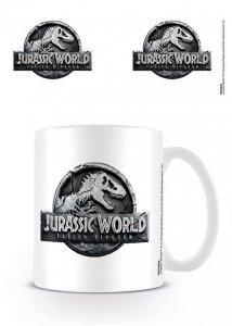 Jurassic World 2 - Kubek Logo Upadłe Królestwo