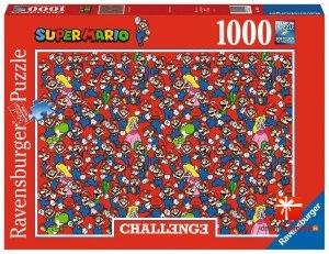 Super Mario Bros - Puzzle 1000 el. Challenge