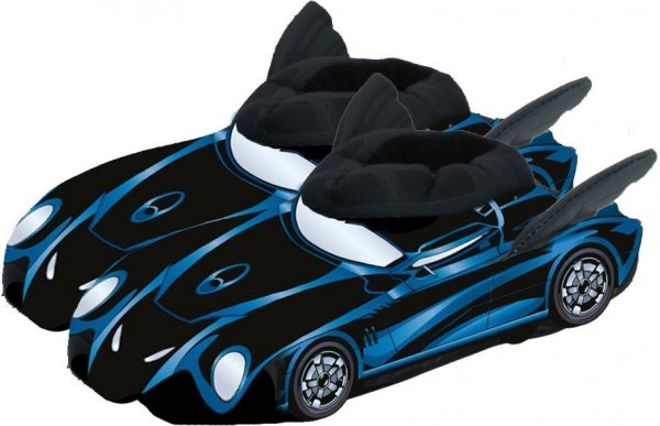 Batman - Kapcie Batmobile