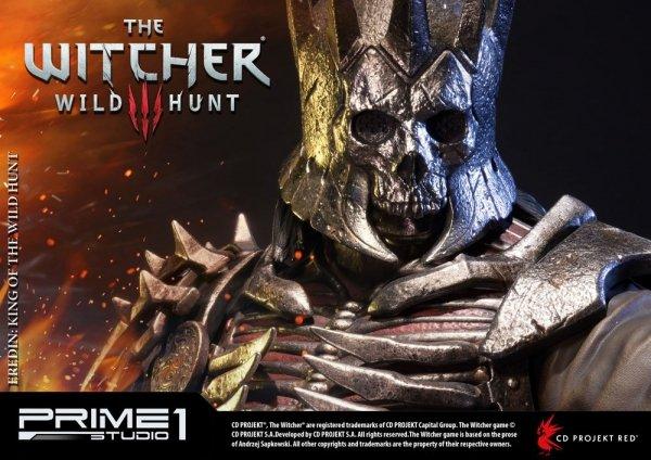 Wiedźmin - Figurka Eredin 61 cm - Witcher 3 Wild Hunt