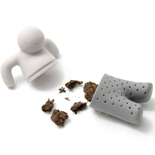 Zaparzaczka do herbaty ludzik Mr. Tea