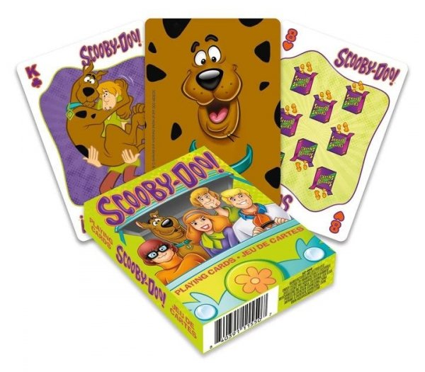 Scooby-Doo - Karty do gry